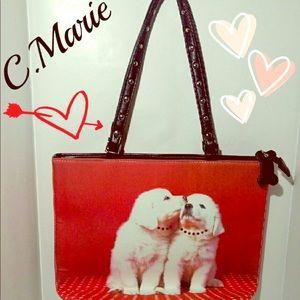 C.Marie Collection Handbag